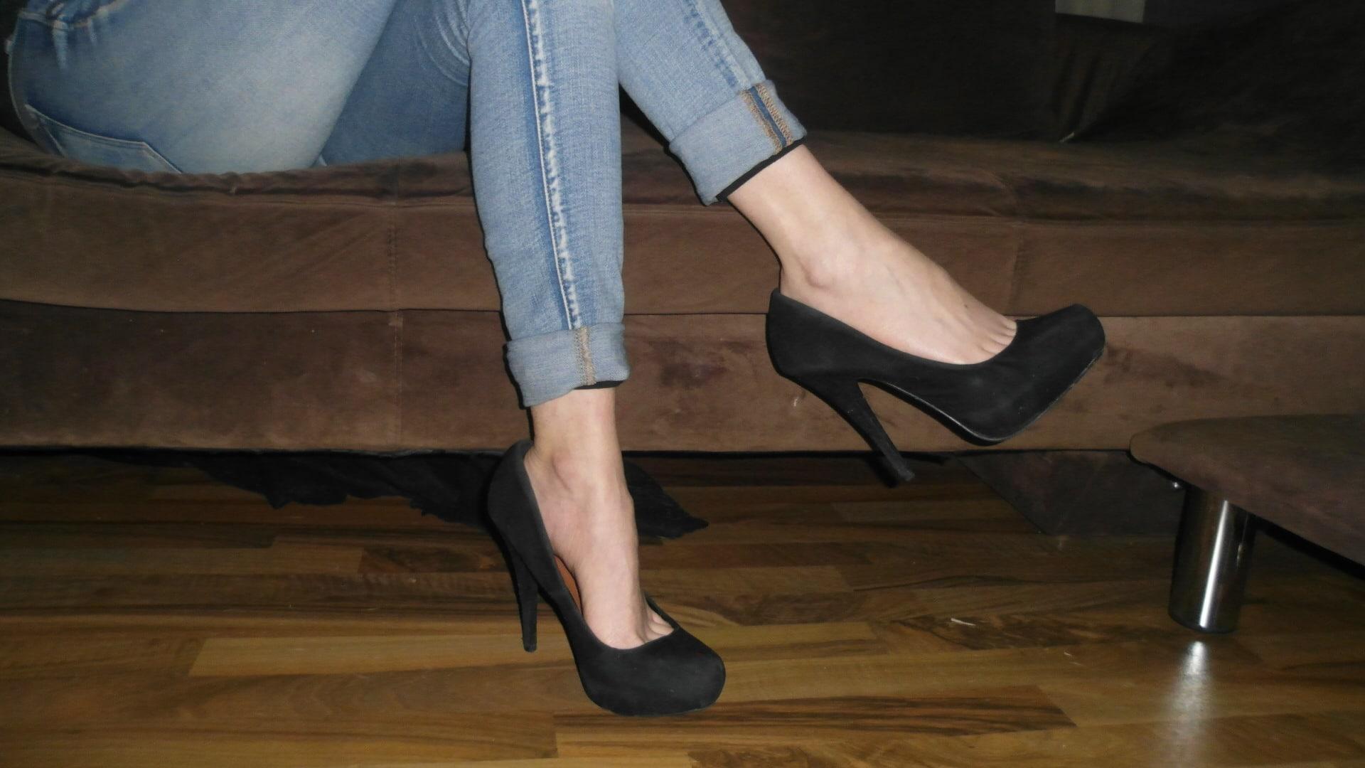Fußduft! Getragene Schuhe und Socken zu verkaufen! › Duft